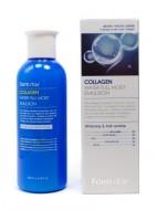 Эмульсия увлажняющая с коллагеном FARMSTAY Collagen water full moist emulsion 200 мл: фото