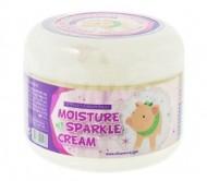 Крем для сияния кожи ELIZAVECCA Milky Piggy Moisture Sparkle Cream 100г: фото