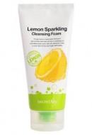 Пенка для умывания с экстрактом лимона SECRET KEY Lemon Sparkling Cleansing Foam 120мл: фото