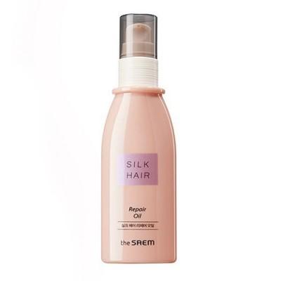 Масло для поврежденных волос The Saem Silk Hair Repair Oil 80мл: фото