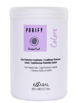 Кондиционер для окрашеных волос Kaaral Purify-Colore Conditioner 1000мл: фото