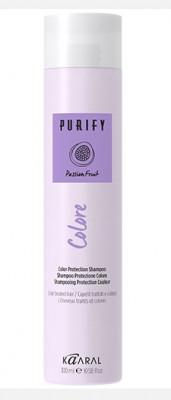 Шампунь для окрашенных волос Kaaral Purify-Colore Shampoo 250мл: фото