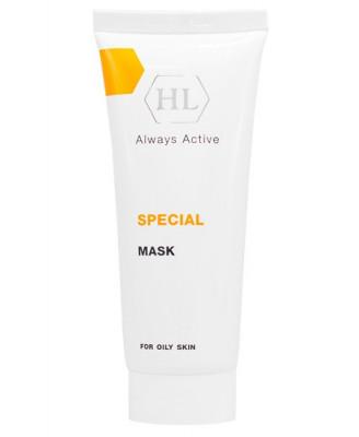 Маска сокращающая для жирной, пористой и себорейной кожи Holy Land Special Mask 70 мл: фото