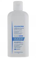 Шампунь от жирной перхоти Ducray Squanorm Shampooing Traitant Antipelliculaire Pellicules Grasses 200 мл: фото