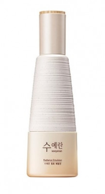 Эмульсия для яркости кожи THE SAEM Sooyeran Radiance Emulsion 150мл: фото