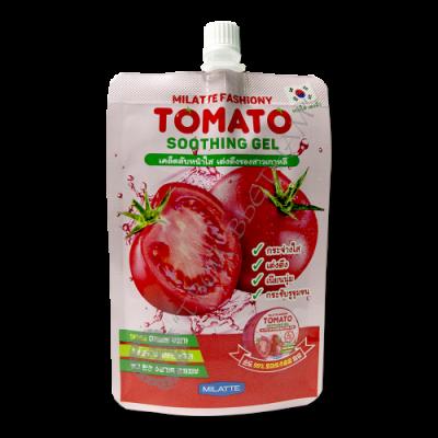 Гель многофункциональный с томатом MILATTE FASHIONY TOMATO SOOTHING GEL Pouch 50мл: фото