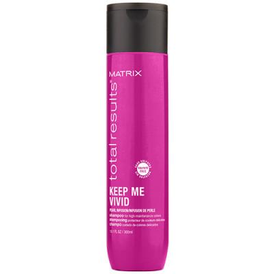 Шампунь для окрашенных волос Matrix Total results Keep me vivid 300 мл: фото