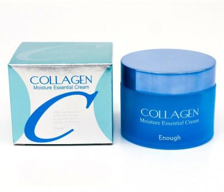 Крем для лица увлажняющий с коллагеном ENOUGH Collagen Moisture Essential Cream: фото