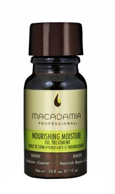 Масло-уход увлажняющий Macadamia Nourishing Moisture Oil Treatment 10мл: фото