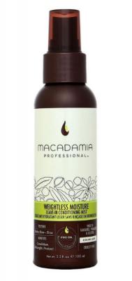 Кондиционер-спрей несмываемый Macadamia Weightless moisture leave-in conditioning mist 100мл: фото