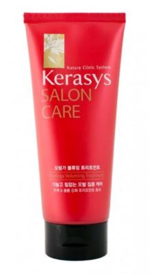 Маска для объема и укрепления волос KeraSys Salon care moringa voluming treatment 200 мл: фото