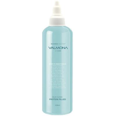 Маска для волос УВЛАЖНЕНИЕ EVAS VALMONA Blue Clinic Protein Filled 200 мл: фото