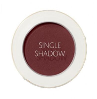 Тени для век матовые THE SAEM Saemmul Single Shadow Matte RD09 Sensitive Maple: фото