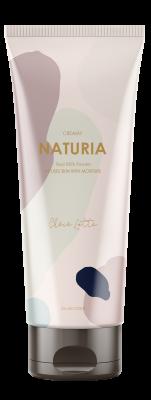 Скраб для тела ШОКОЛАД EVAS NATURIA Creamy Oil Salt Scrub Choco Latte 250 г: фото