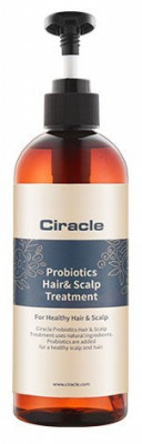 Маска для волос Ciracle Probiotics Hair & Scalp Treatment 500мл: фото
