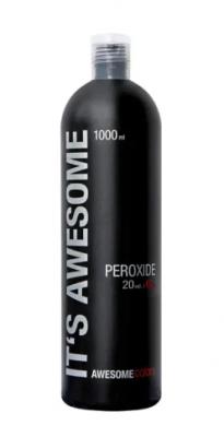 Кремообразный окислитель Awesome Colors Peroxide 6% - 20 Vol. 1000мл: фото