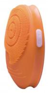 Массажер для очистки и ухода за кожей лица TITANIA оранжевый: фото
