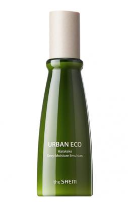 Ультра увлажняющая эмульсия THE SAEM Urban Eco Harakeke Deep Moisture Emulsion 130мл: фото