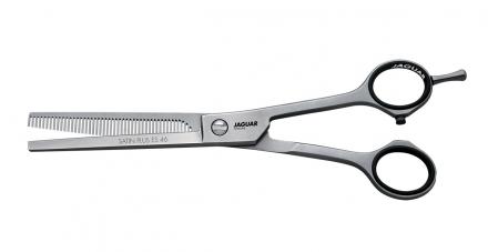 Ножницы филировочные (46 зубцов) Jaguar White Line Satin Plus ES 46 6.5″: фото