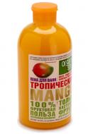 """Пена для ванн Фрукты Organic Shop """"Тропический mango"""" 500мл: фото"""