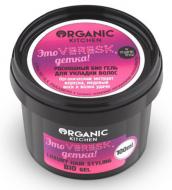 Био-гель роскошный для укладки волос Organic Kitchen