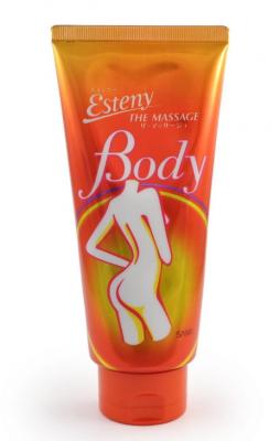 Гель для тела массажный Sana Esteny the massage body 180мл: фото