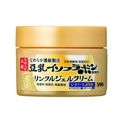 Крем для лица увлажняющий и подтягивающий Sana Wrinkle cream 50г: фото