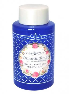 Лосьон-кондиционер для кожи лица Meishoku Organic rose skin conditioner 210мл: фото