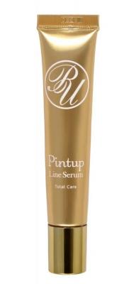Сыворотка для ухода за кожей в области носогубных складок Meishoku Pint up line serum 18г: фото