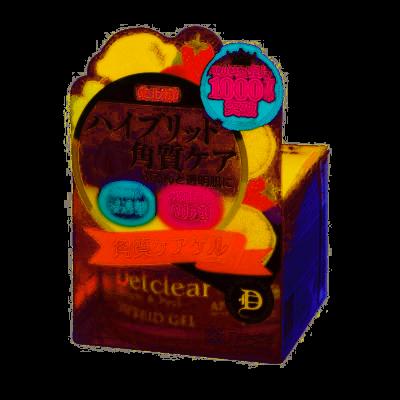 Гель для лица увлажнение и защита Meishoku Hybrid gel aha&bha 75г: фото