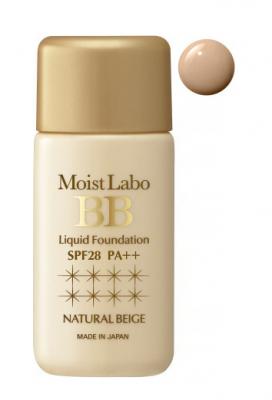 Основа тональная жидкая Meishoku Moist-labo bb liquid foundation тон 01 25мл: фото