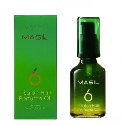 Масло парфюмированное для ухода за волосами Masil 6 Salon hair perfume oil 50мл: фото