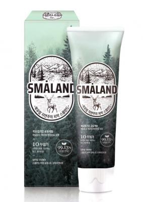 Зубная паста премиальная Форест Освежающая мята KeraSys Smaland Forest Fresh Mint 100г: фото