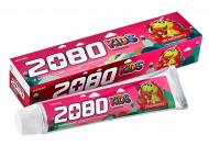 Зубная паста детская Клубника KeraSys Dental clinic 2080 kids strawberry 80г: фото