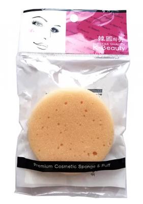 Спонж косметический скрабирующий для очищения кожи лица K-Beauty Premium Cosmetic Sponge CS-13: фото