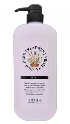 Маска для сильно поврежденных волос JunLove Natural herb treatment 1000мл: фото