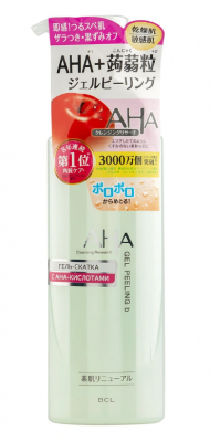 Гель-скатка для лица очищающая с фруктовыми кислотами BCL AHA sensitive 145г: фото