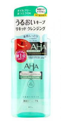 Сыворотка для снятия макияжа 2-в-1 с фруктовыми кислотами BCL Liquid cleansing 200мл: фото